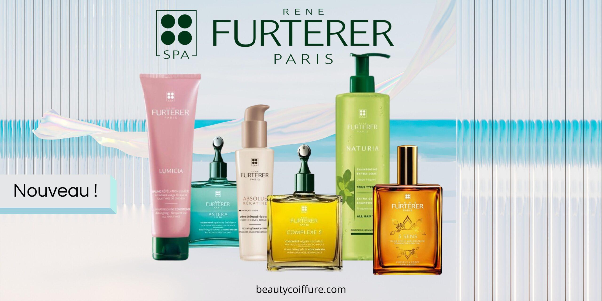 Réne Furterer sur Beauty Coiffure