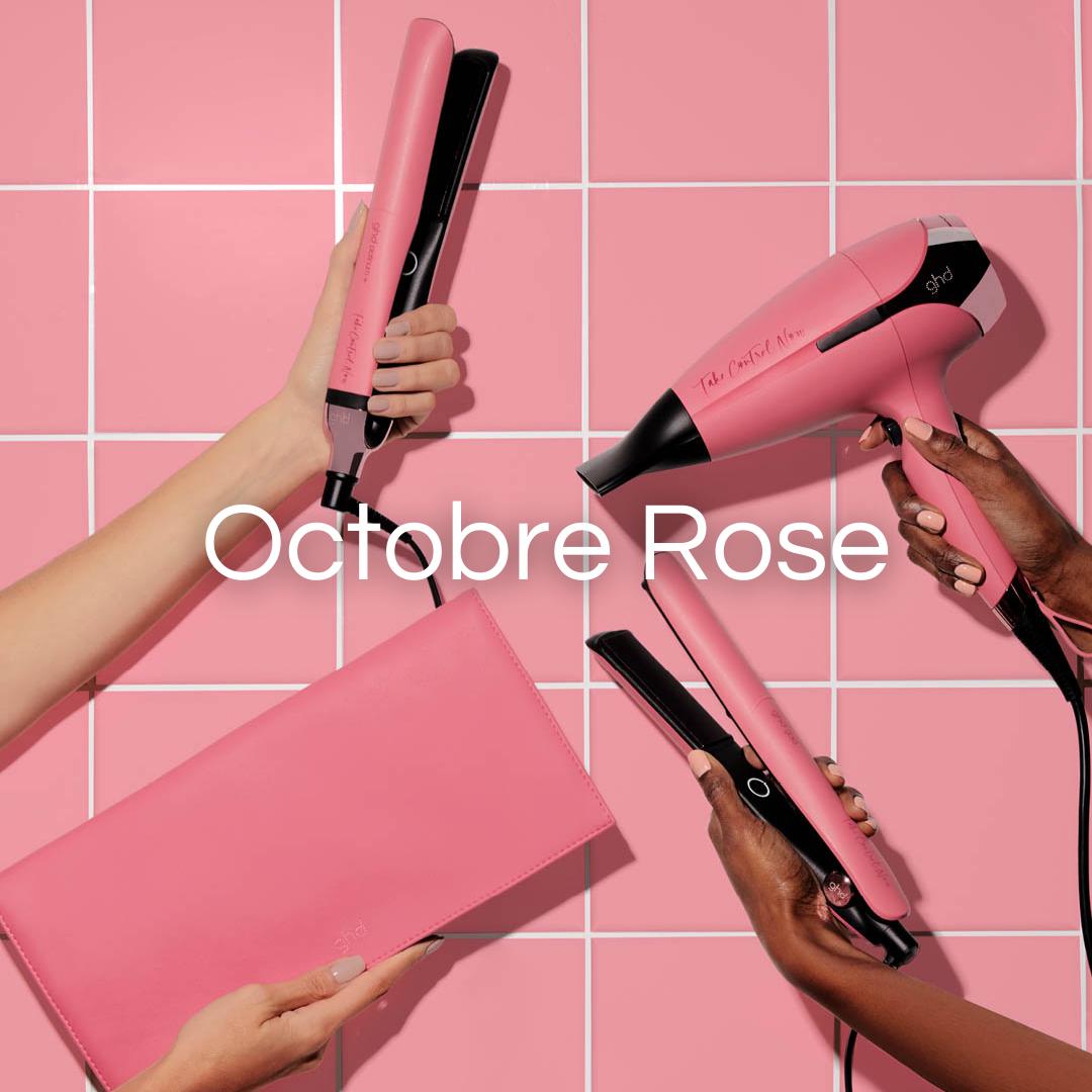 Octobre Rose - lutte contre le cancer du sein