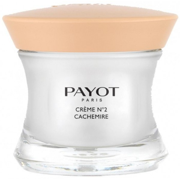 Découvrez le soin visage crème n°2 Cachemire de Payot, à retrouver sur beautycoiffure.com.